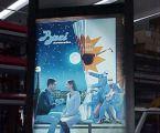 Affichage ligne RER B PARIS