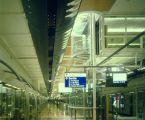Signalétique tangentielle du métro parisien, ligne 14 'METEOR' Gare de Lyon