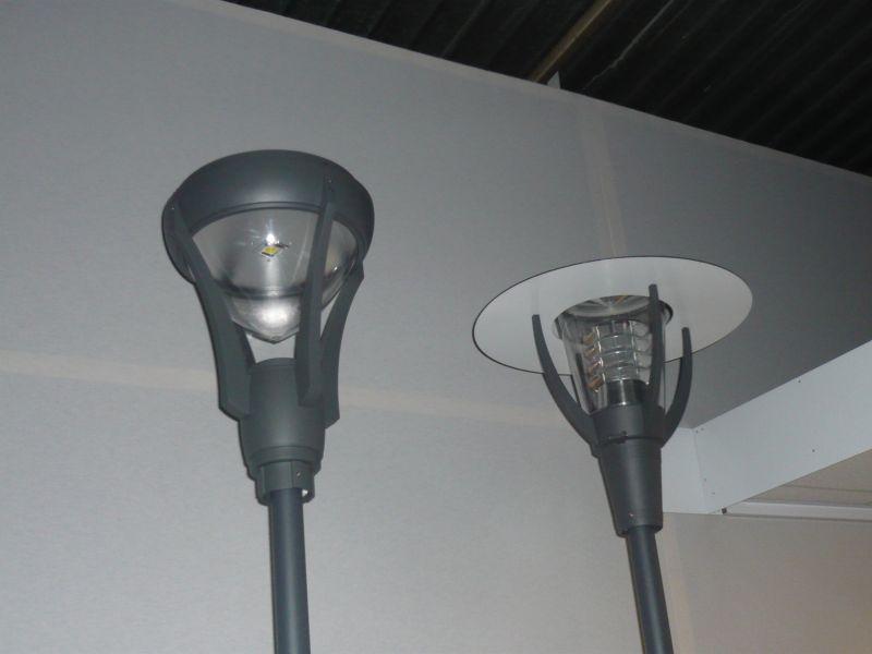 Eclairage public enseignes lumineuses leds for Norme eclairage parking exterieur